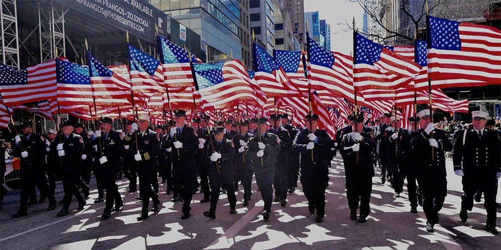 Veterans Day Celebration Clipart.