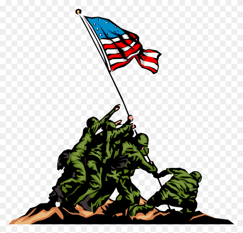 Veterans Day Clipart.