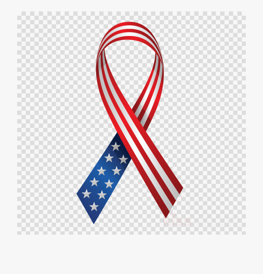 Veterans Day Clipart Ribbon.