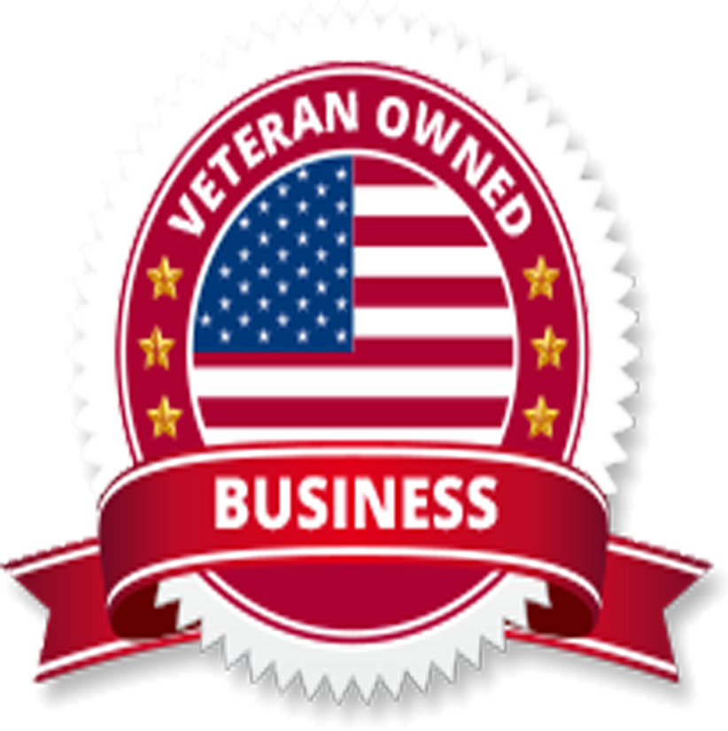 Veteran Owned Business Logo Vector.