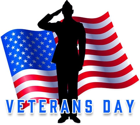 Free \'Veterans Day Clipart\' Images, Black and White Clip Arts.