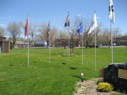 Home Page, West Seneca Veterans Committee, engraved bricks, VFW.