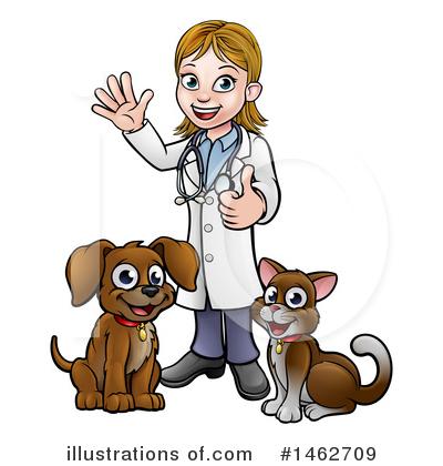 Veterinarian Clipart #1482334.