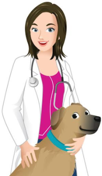 Girl Veterinarian Png & Free Girl Veterinarian.png.