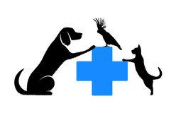 Symbol Of Veterinary Medicine Stock Photography.