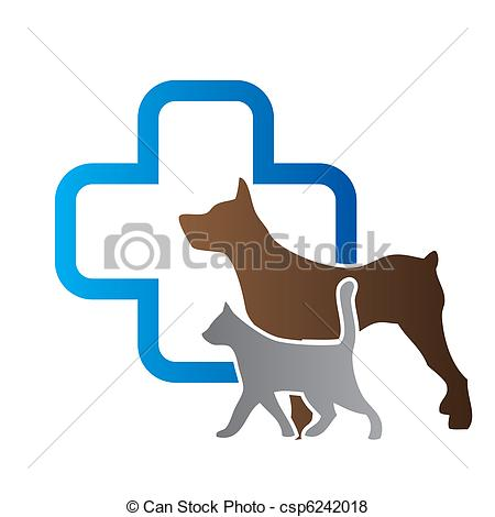 Stock Illustration of vet.