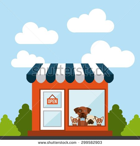 Veterinary Hospital Clipart.