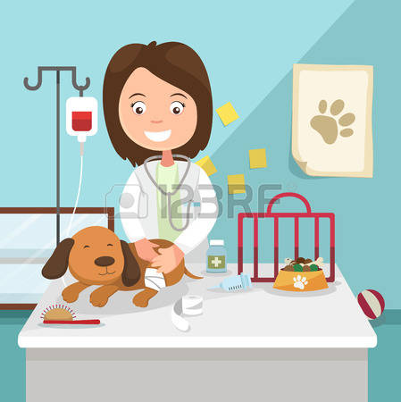 Veterinarian clipart 4 » Clipart Station.