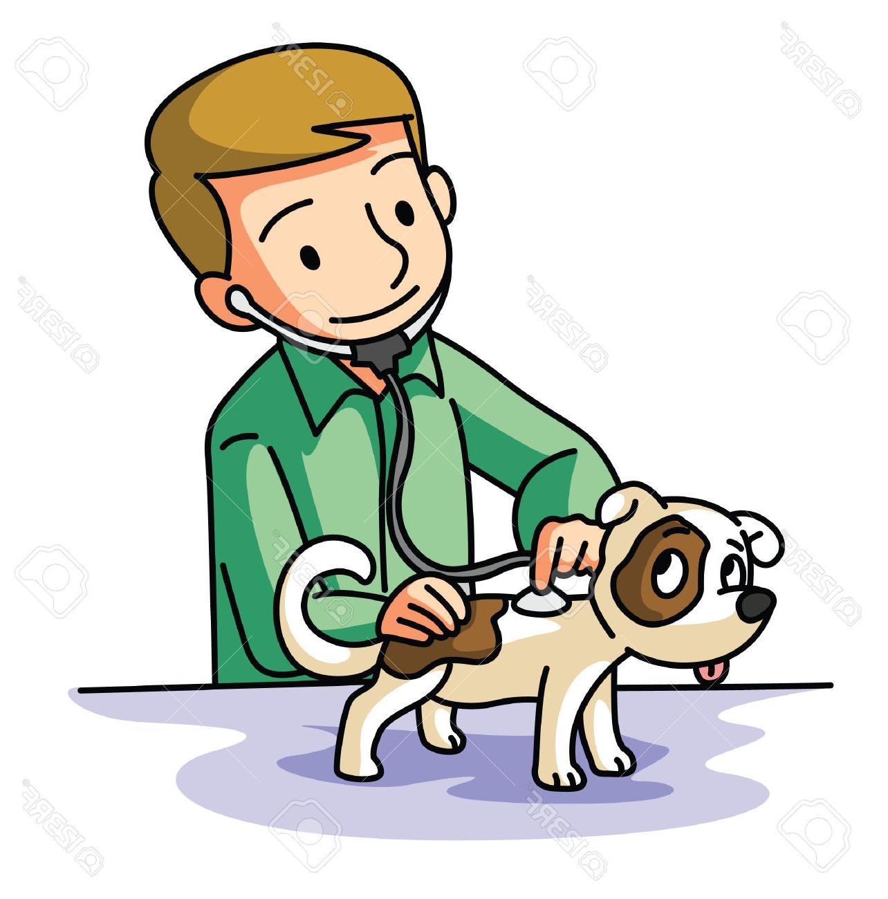 Veterinarian clipart veterinary doctor, Veterinarian.