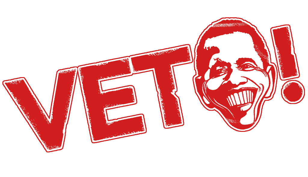 Pocket Veto Clipart.