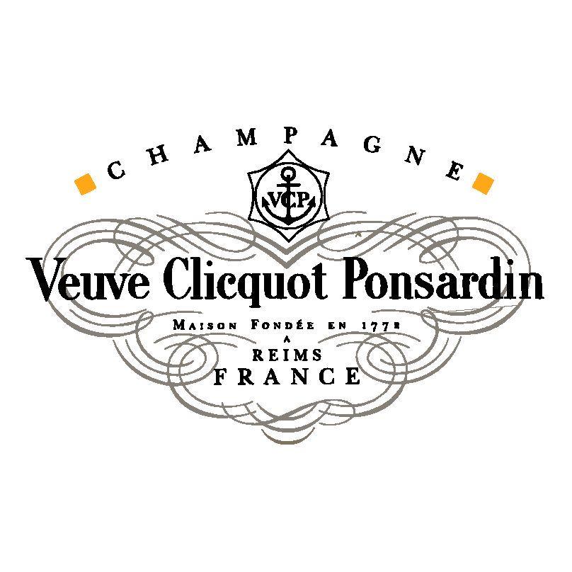veuve clicquot ponsardin logo logos brand design.