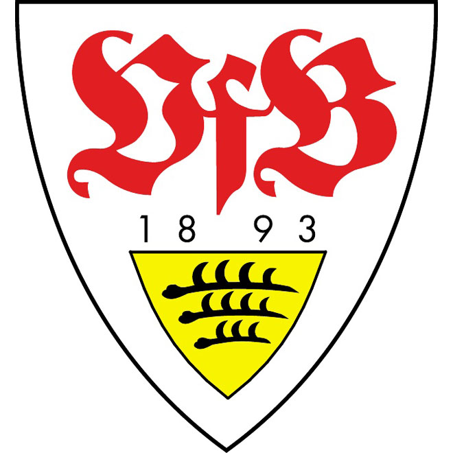 STUTTGART VFB ALTERNATE VECTOR LOGO.
