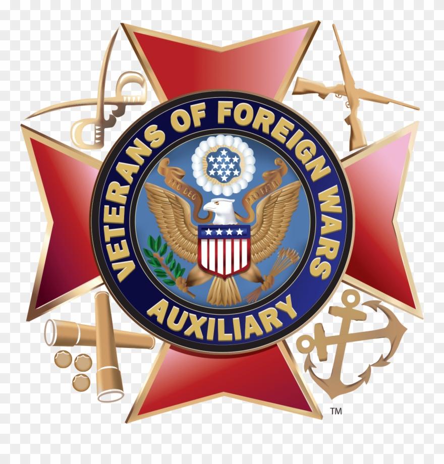 Vfw Auxiliary Logo Clipart (#2779433).