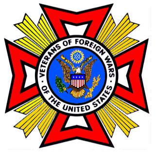 Printable VFW Logo.