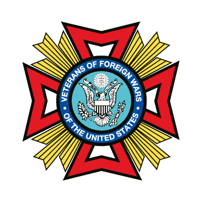 VFW vector logo.