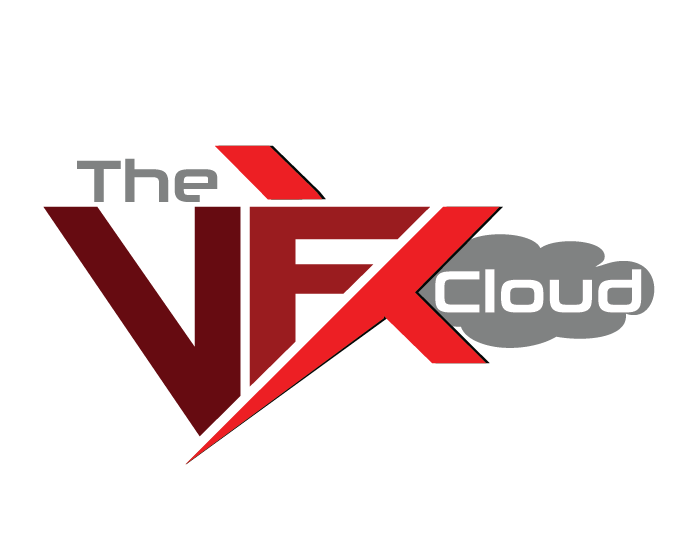 Bold, Serious, Artists Logo Design for The VFX Cloud by.