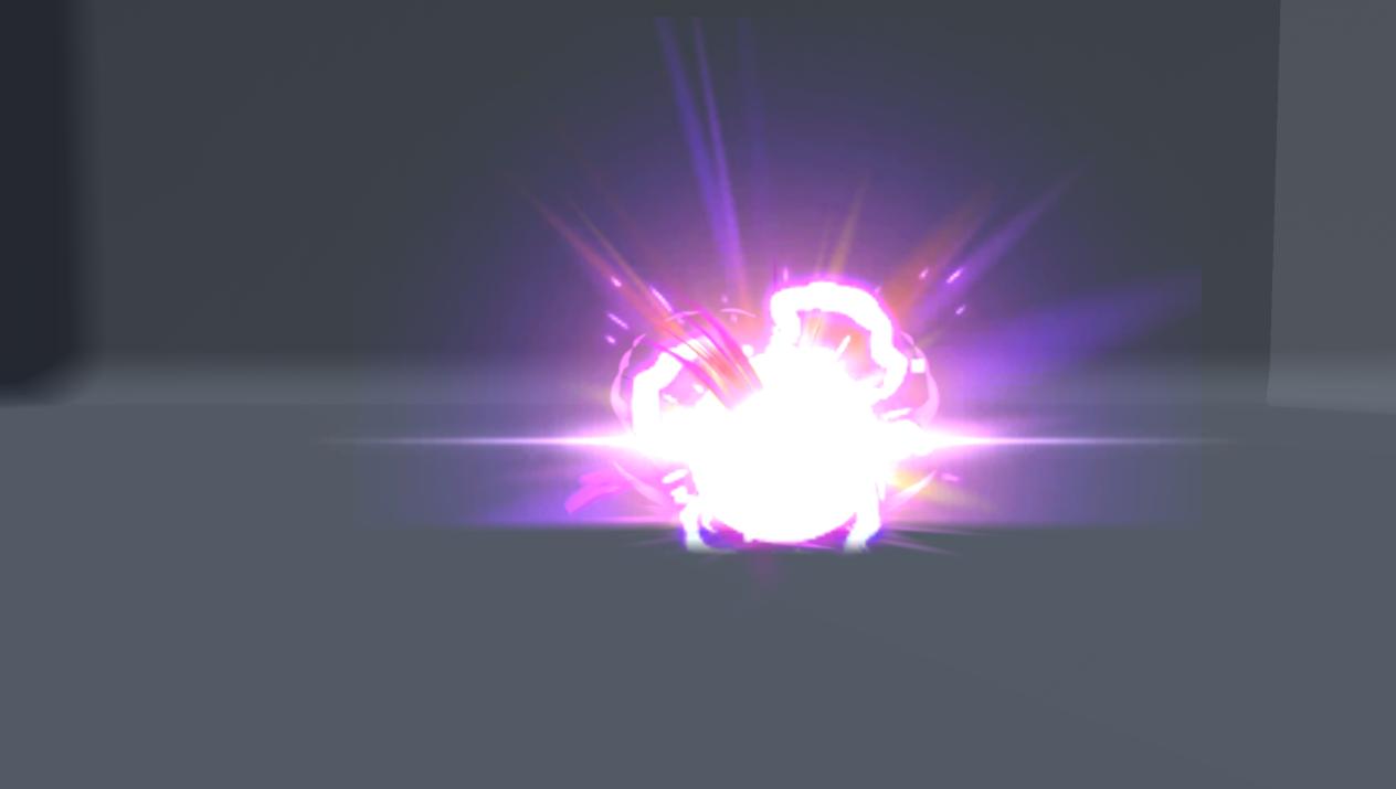 Lighting Ball VFX WIP.