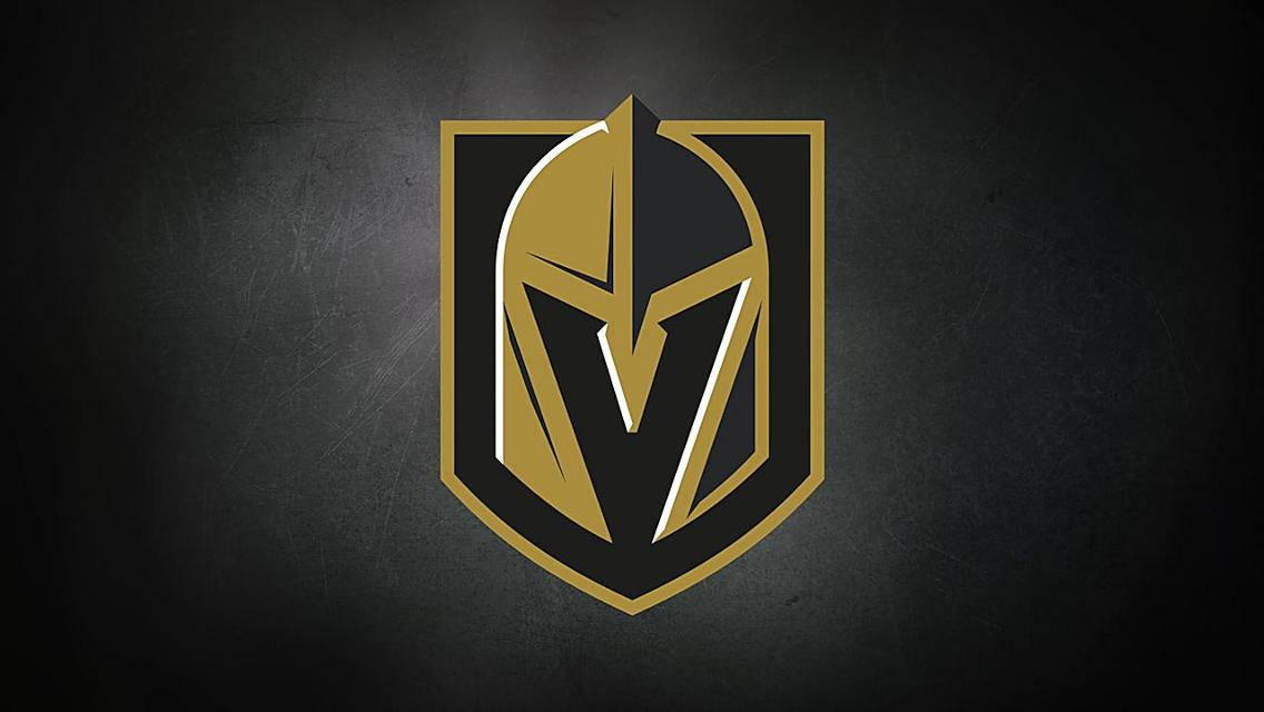 The Vegas Golden Knights are here, and the logo is.