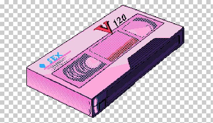 Glitch art VHS , design PNG clipart.