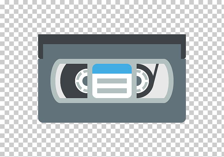 Compact Cassette VHS Emoji Mastodon, Emoji PNG clipart.
