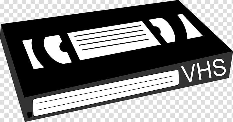VHS VCRs Compact Cassette , film elements transparent.