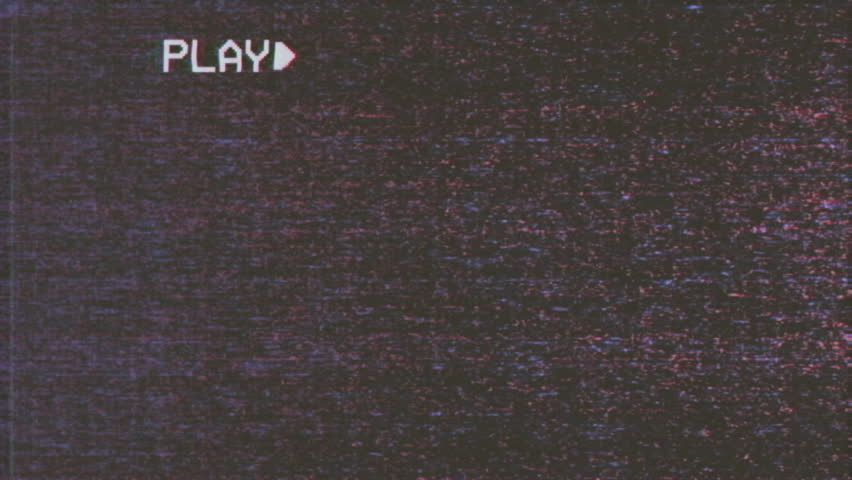 Vhs Effect Png.