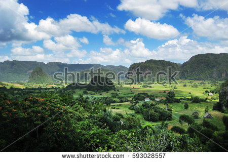 Vinales Valley Stock Photos, Royalty.