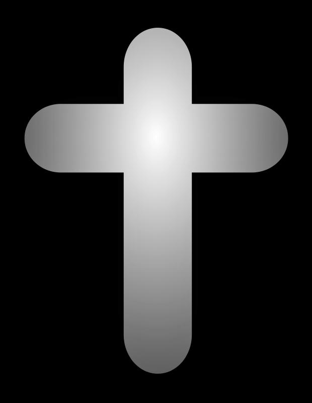 Free Clipart: Cross VI.
