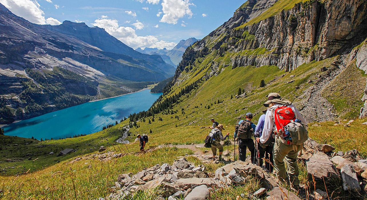 Hiking / Trekking.