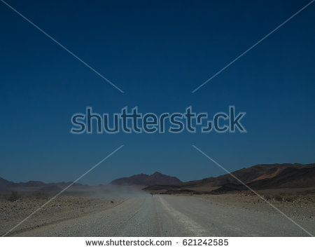 Unpaved Road Stock Images, Royalty.