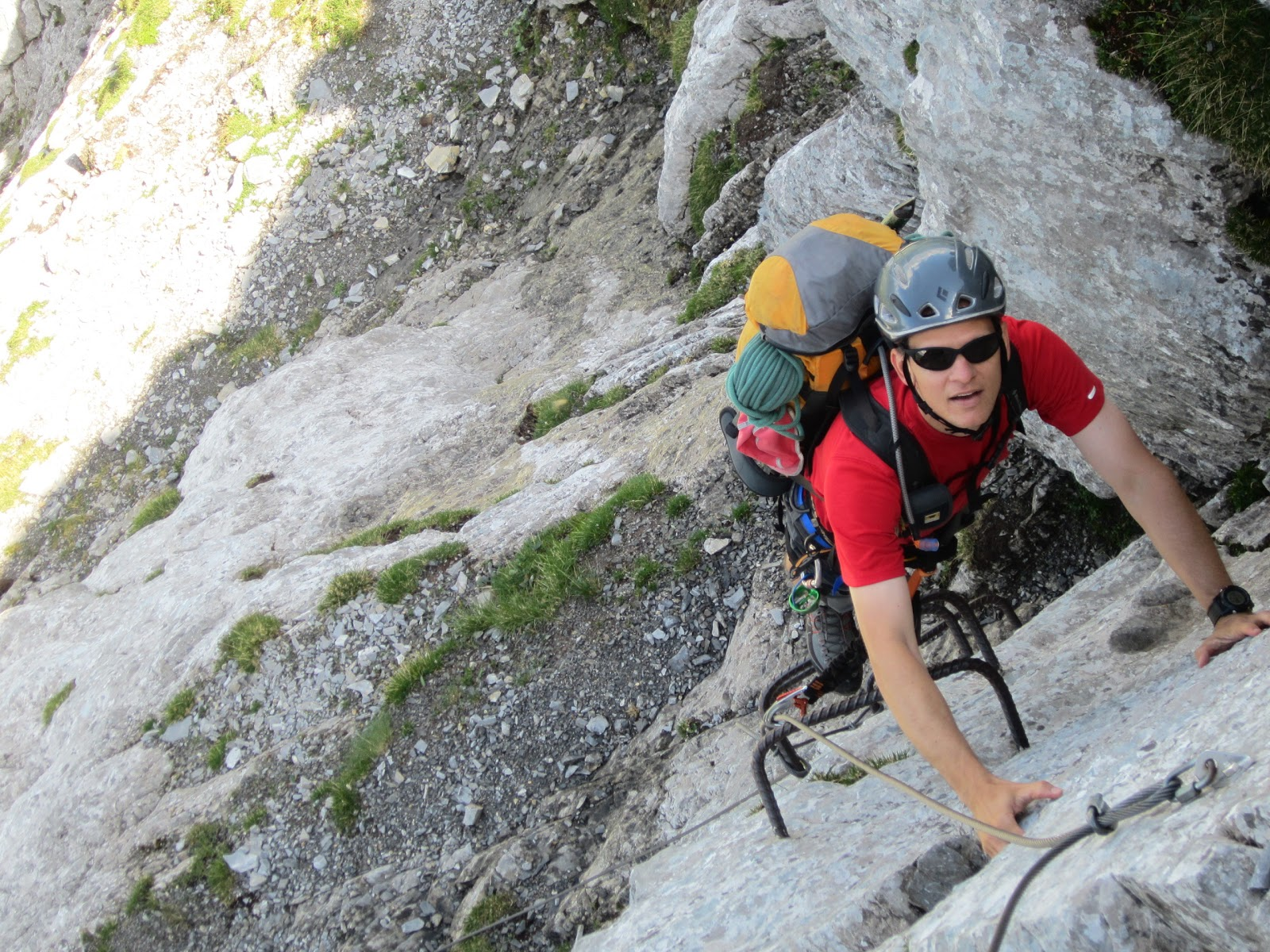 Climbing Trip Reports: July 2013.