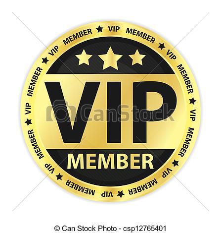Vip Club Clipart.