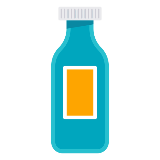 Medical vial icon.