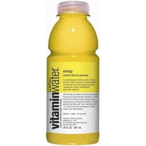 Vitamin Water Energy (Tropical Citrus).