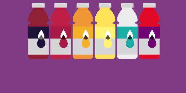 Vitaminwater rewards those with a thirst for new ideas.