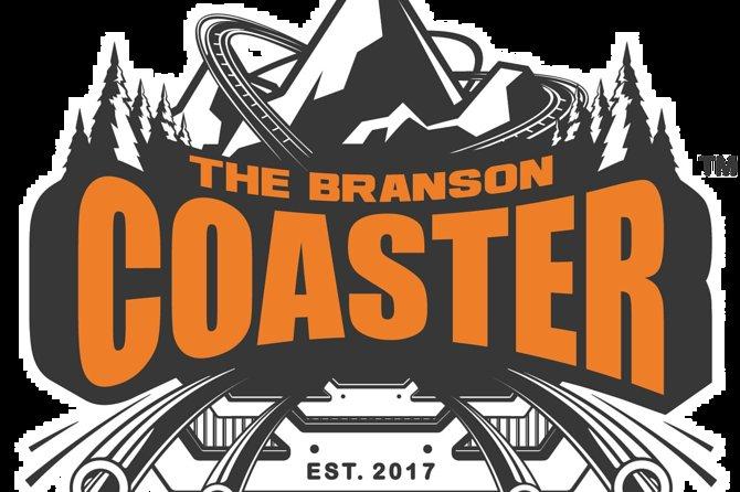 The Branson Coaster Rider Ticket.