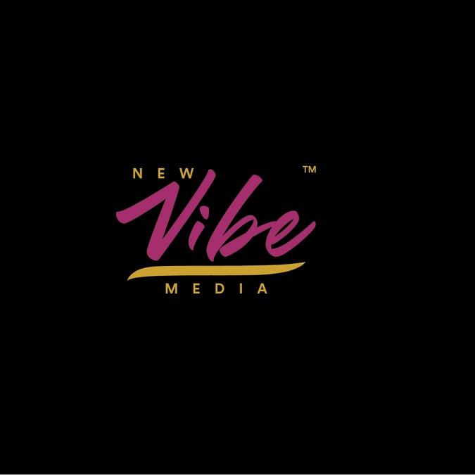 New Vibe Media Logo.