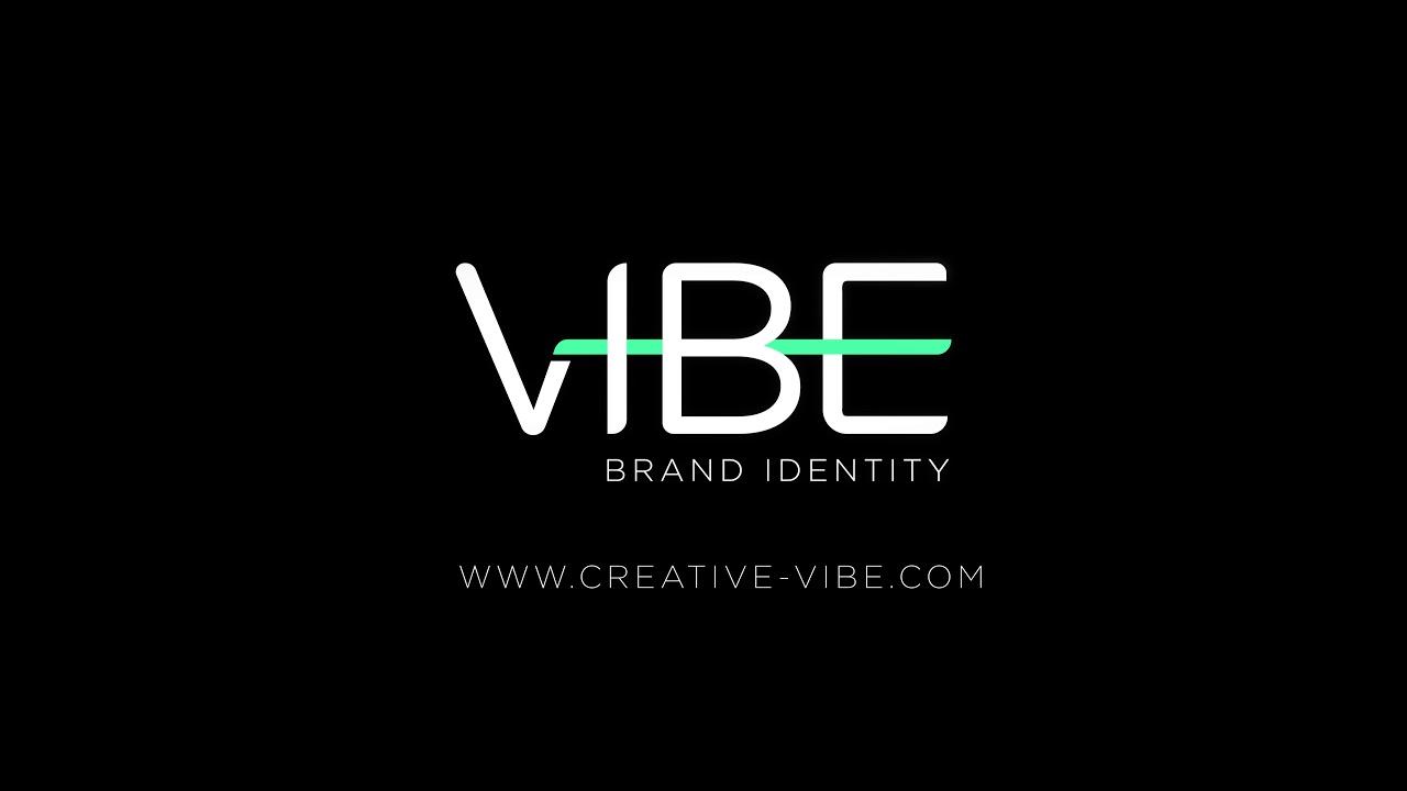 VIBE Logo animation by VIBE.