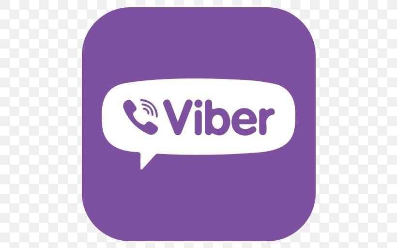 Viber Logo, PNG, 512x512px, Viber, Brand, Facebook Messenger.
