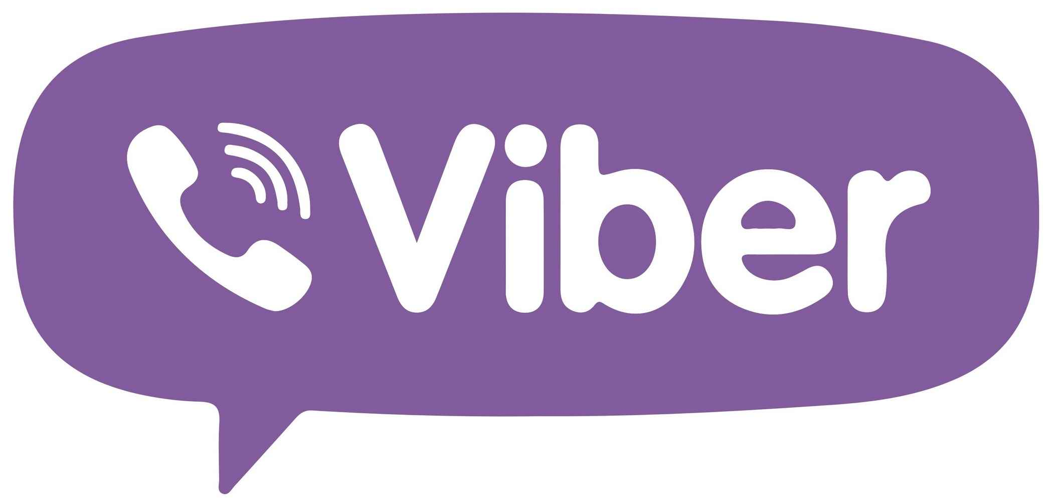 Viber Logo [PDF] Download Vector.