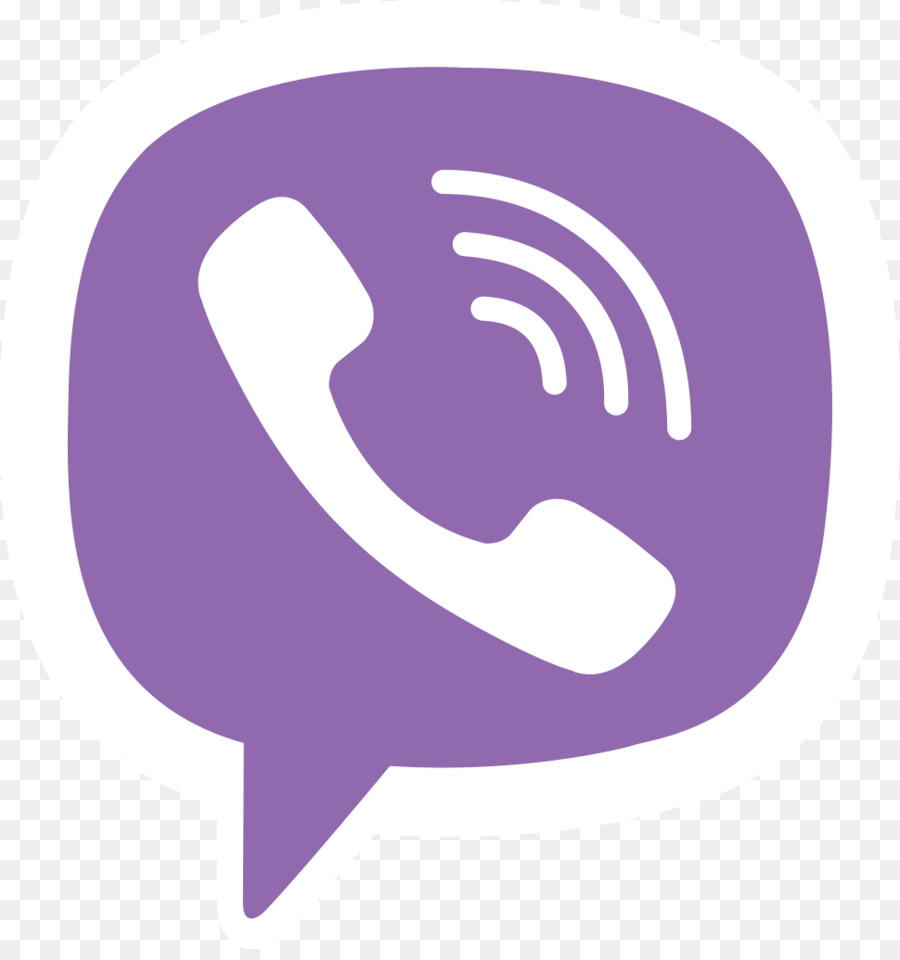 Viber Logo clipart.