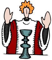 Vicar clipart.