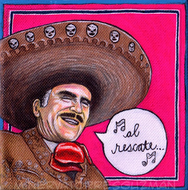 Vicente fernandez clipart.