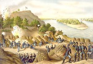 Battle Of Vicksburg Clip Art Download.