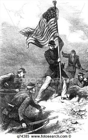At The Siege Of Vicksburg.