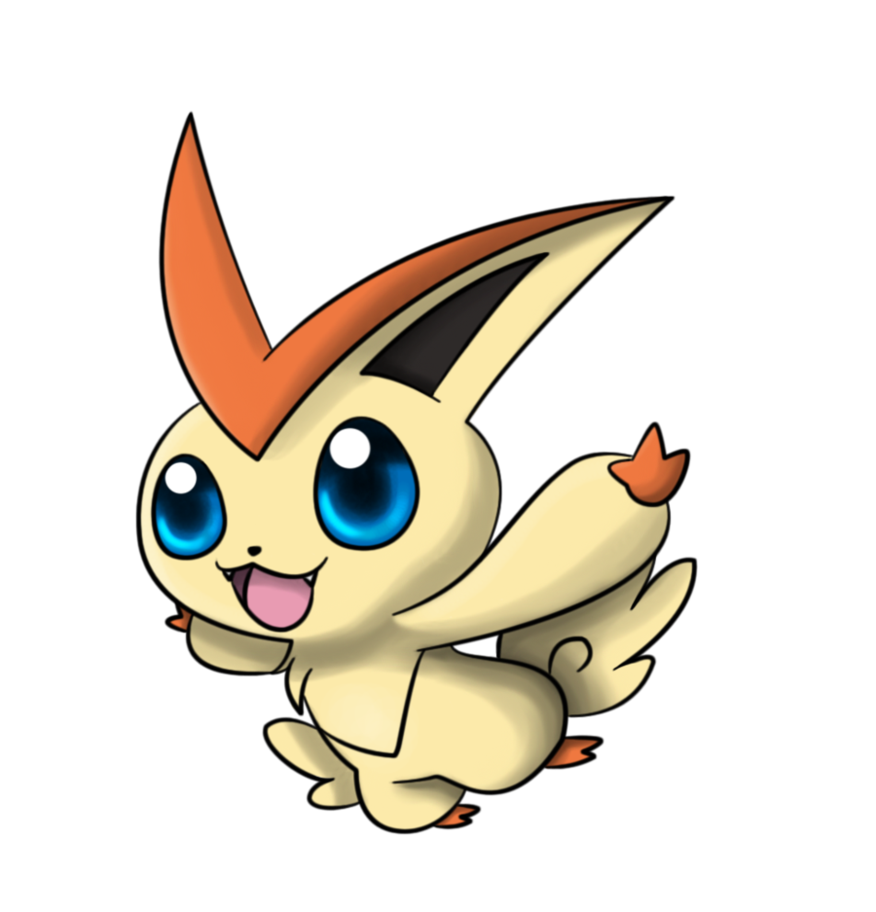 494. Victini by ChibiTigre on DeviantArt.