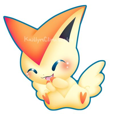 17 Best images about victini on Pinterest.