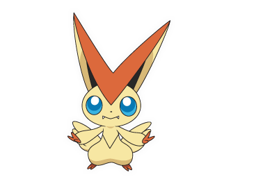 victini the pokemon by Gleamingclaw11 on DeviantArt.