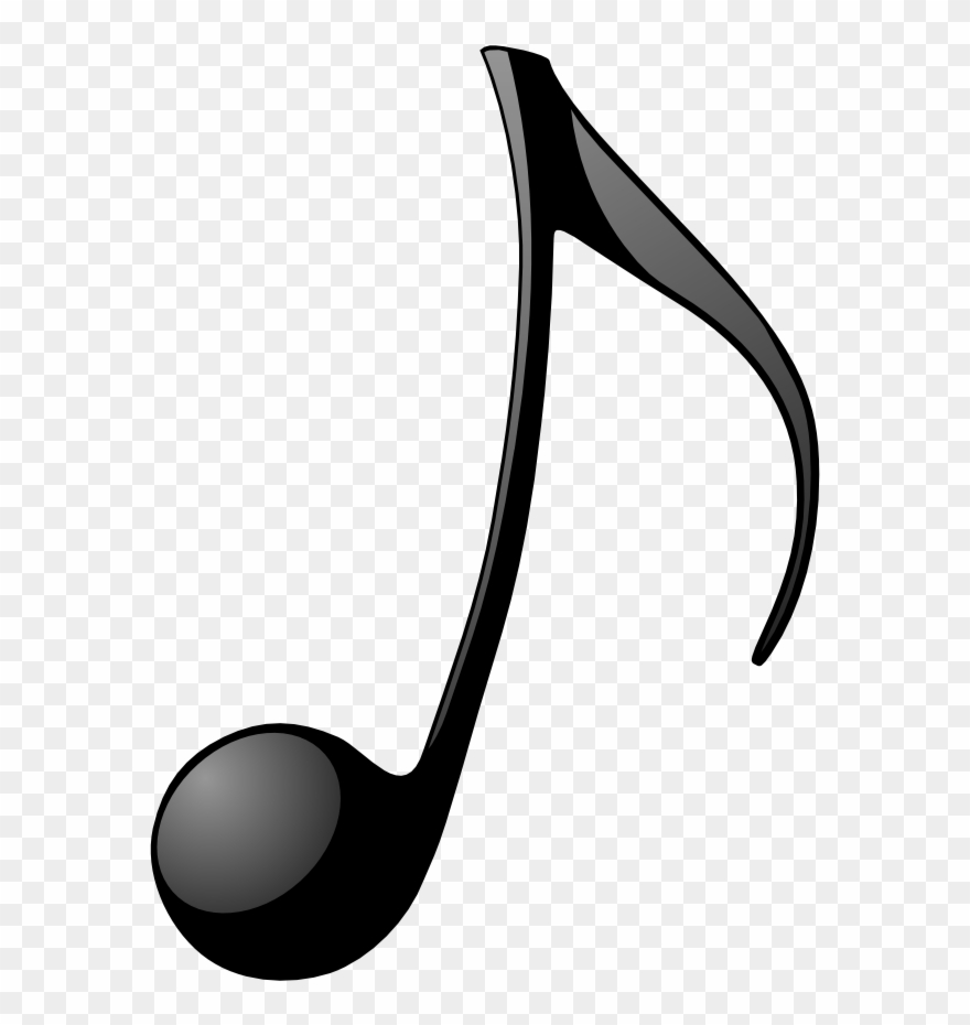 Free Note,music, Clip Art By Jean Victor Balin And.