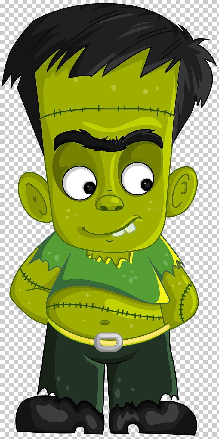 Frankenstein\'s Monster Victor Frankenstein Young.